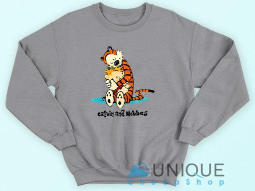 Calvin and Hobbes Sweatshirt