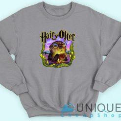 Hairy Otter The Alaska Sweatshirt