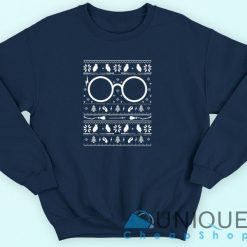 Harry Potter Ugly Christmas Sweatshirt