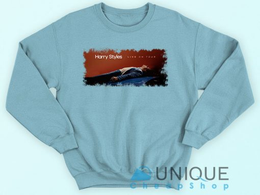 Harry Styles Live On Tour Sweatshirt