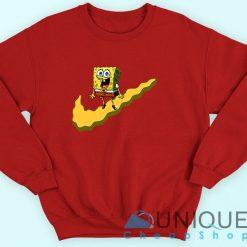Just Do It Spongebob Sweatshirt
