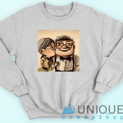 Carl Ellie Disney Sweatshirt