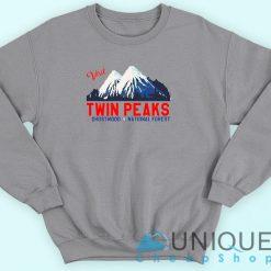 Visit Twin Peaks Sweatshirt