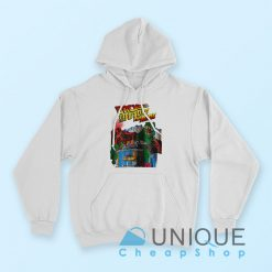 Back To The Future The Ride Hoodie