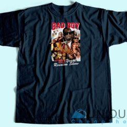 Bad Boy 20 Year Reunion Show T-Shirt