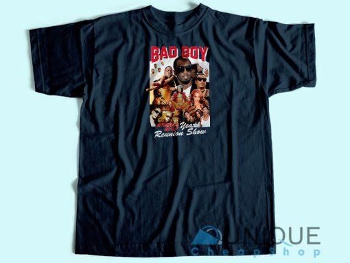 Bad Boy 20 Year Reunion Show T-Shirt