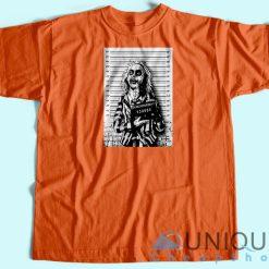 Beetlejuice Mugshot T-Shirt