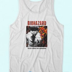 Biohazard Tales From The Hard Side Tank Tops Cheap