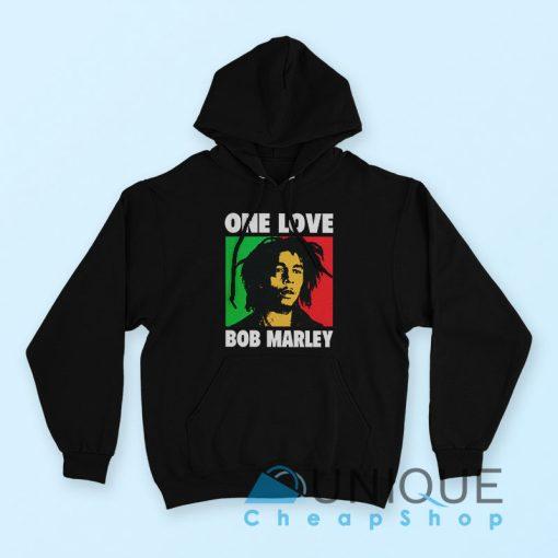 Hoodie Bob Marley One Love Hoodie