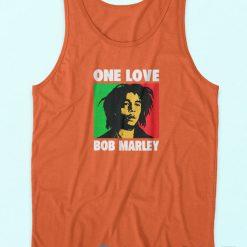 Bob Marley One Love Tank Top