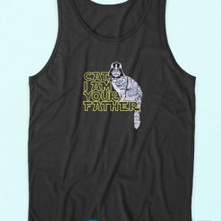 Cat I am Your Father Tank Top
