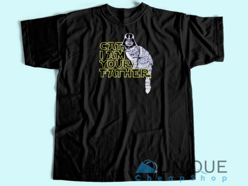 Cat, I Am Your Father T-Shirt
