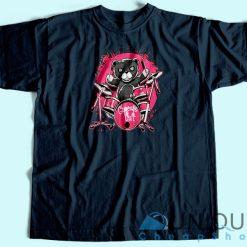 Cupcake Cult Femme Teddy T-Shirt