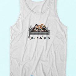 Serial TV Friends Harry Potter Tank Top