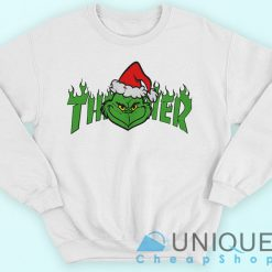 The Grinch Christmas Sweatshirt