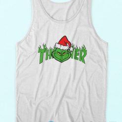 The Grinch Christmas Tank Tops Cheap
