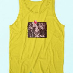IT Pennywise Squad Friday The 13th Tank Top