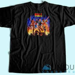 Kill Destroyers Horror Characters T-Shirt