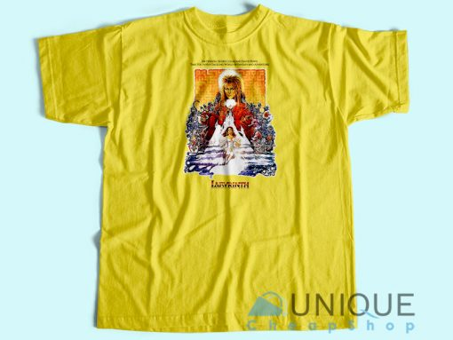 David Bowie Labyrinth 86 T-Shirt