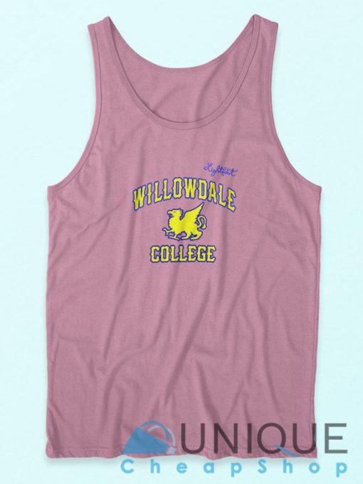 Onward Pullover Tank Top Pink