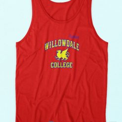 Onward Pullover Tank Top Red