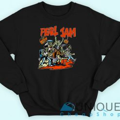 Pearl Jam Black Sweatshirt