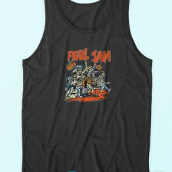 Pearl Jam Halloween Tank Top