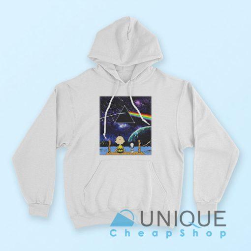 """Buy it Now """"Pink Floyd Snoopy Hoodie"""""""