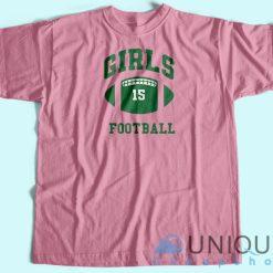 Rachel Girls Football T-Shirtv