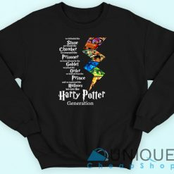 The Harry Potter Generation Sweatshirt.