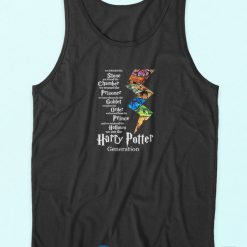 The Harry Potter Generation Tank Top