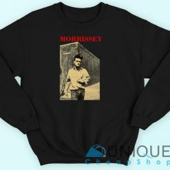 The Smiths Morrissey Sweatshirt