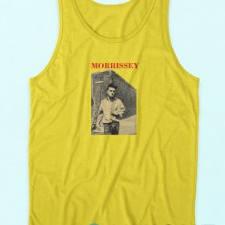 The Smiths Morrissey Tank Top