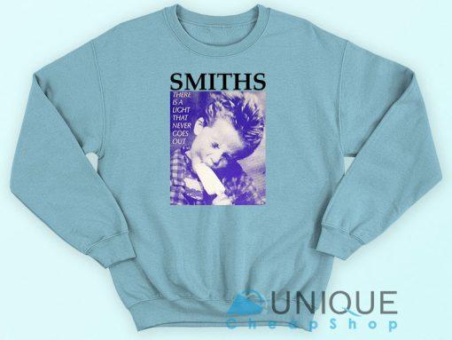 The Smiths Sweatshirt Blue