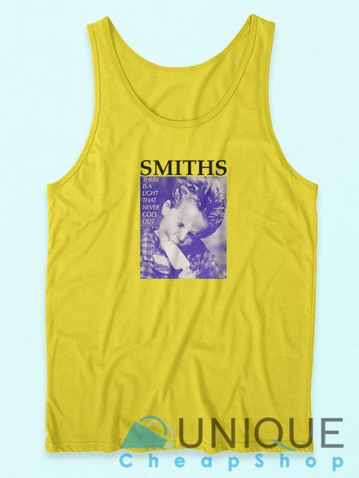 The Smiths Tank Top