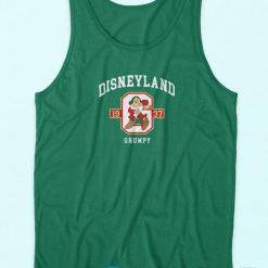 Disneyland Grumpy Tank Top