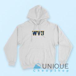 West Virginia University Logo Hoodie