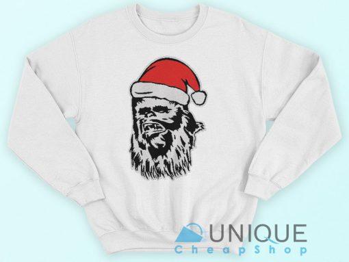 Star Wars Chewbacca Christmas Sweatshirt