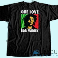 Bob Marley One Love T-Shirt.