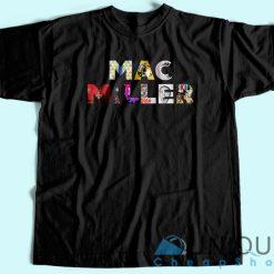 Mac Miller Album T-Shirt.