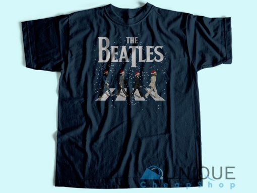 The Beatles Abbey Road'T-Shirt.