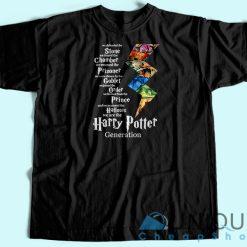 Harry Potter Generation T-Shirt
