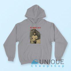 Morrissey The Smiths Hoodie Grey Color Hoodie