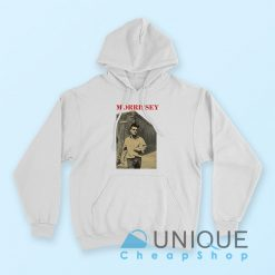 Morrissey The Smiths Hoodie White Color Hoodie