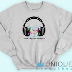 5 Second of Summer Album Sweatshirt