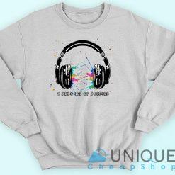 5 Second of Summer Album Sweatshirt
