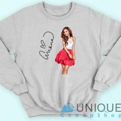 Ariana Grande Signature Sweatshirt