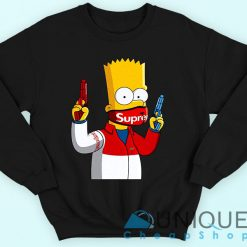 Bart Simpson Supreme Sweatshirt