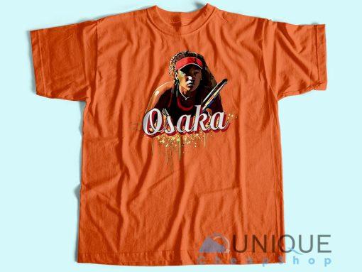 Osaka T-Shirt T-Shirt Unisex Tee Shirt Printing Size S-3XL