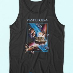 Zathura Une Aventure Tank Top
